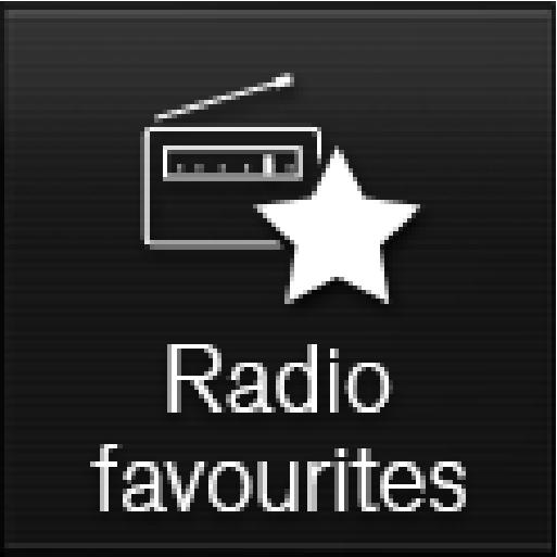 P5–1507–App-Radio favorites