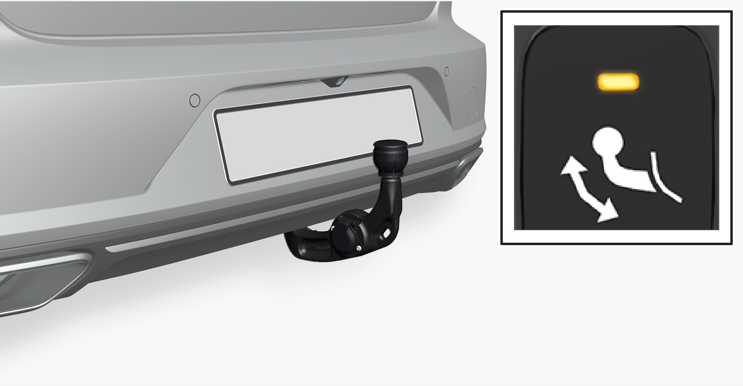 P5-1617-S90-V90-Swivable towbar and switch foldout step 3