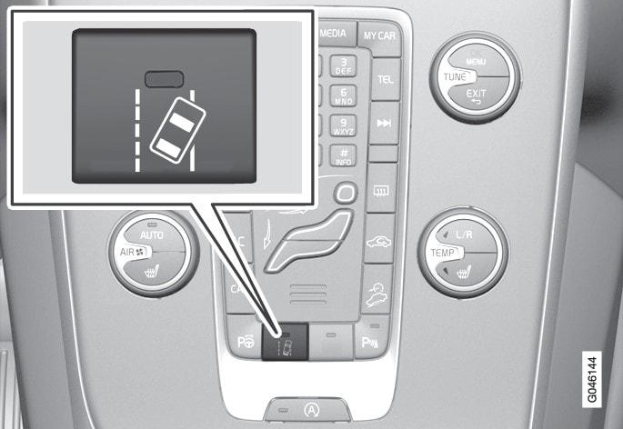 P4-1220-LDW - PÅ-knapp