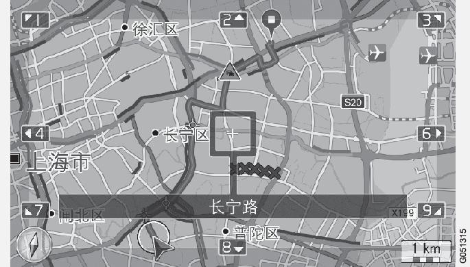 P3-1420-NAV-CHN Meny Trafinformation Trafik på kartan-4