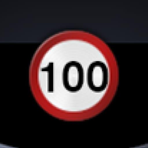 Px-2037-iCup-Speed limit symbol