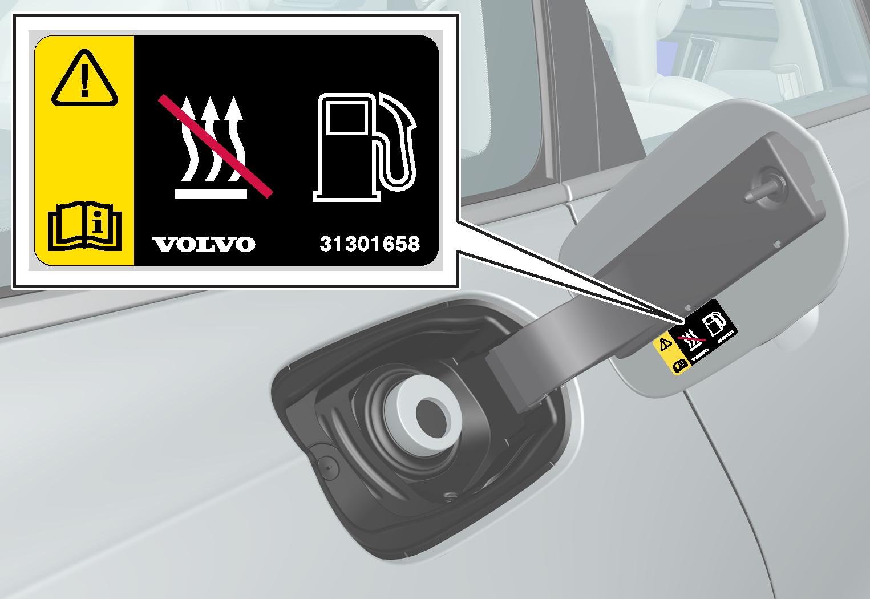 P5-1617-V90-fuel lid sticker