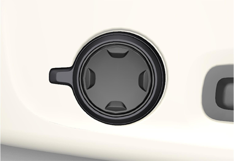 多功能控制,位于座椅落座部分的侧部。