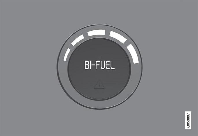 P3-1517-V70 V60 Bi Fuel - CNG switch