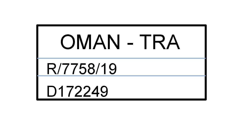 P5P6-19w46-Key tag approval sign - Oman