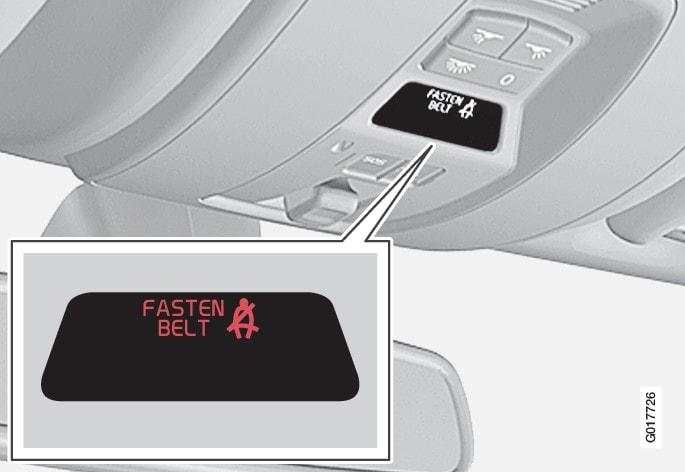 P3-1246-Overheadconsol – Fasten belt