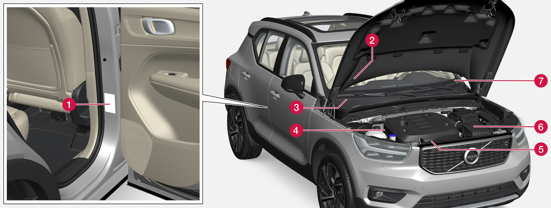 P6-1746-XC40-Type approval, labels, not Brasil, China, Russia and Saudi Arabia
