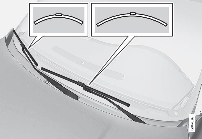 P3-1320-x60-Rengöring torkarblad