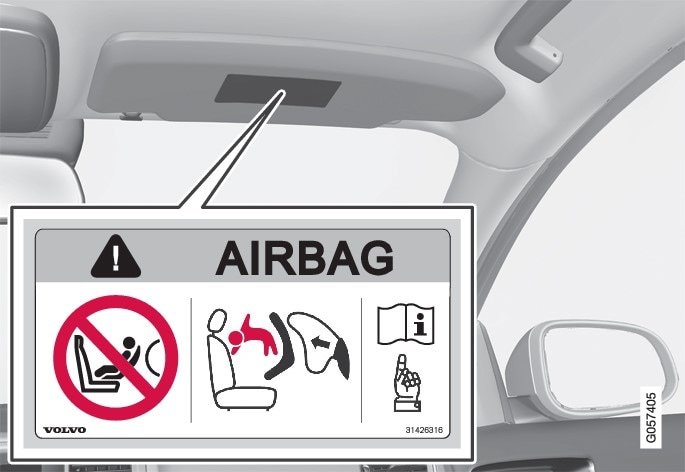 P3/P4-1546-Airbag decal placement 2