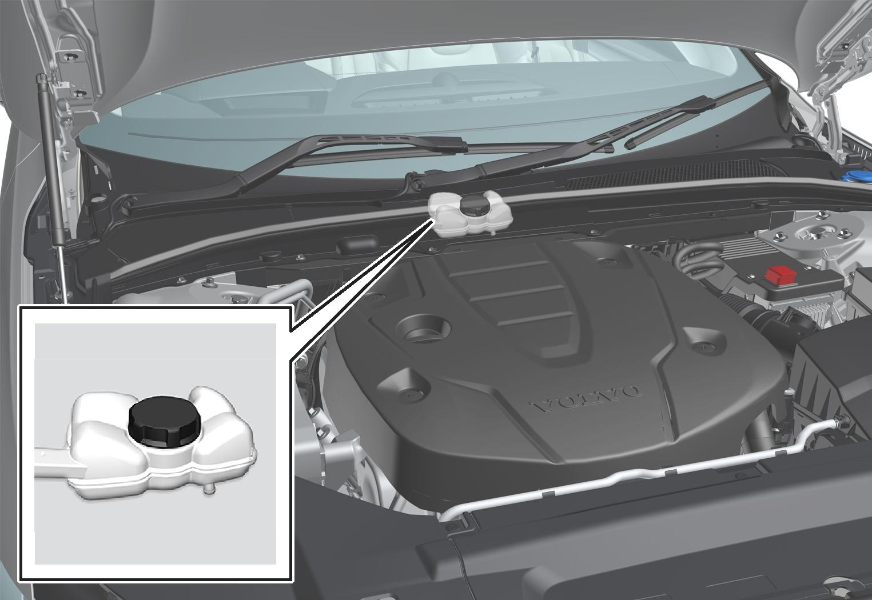 P5-1646-S90/V90 Prio B Hybrid Hybrid battery coolant refill