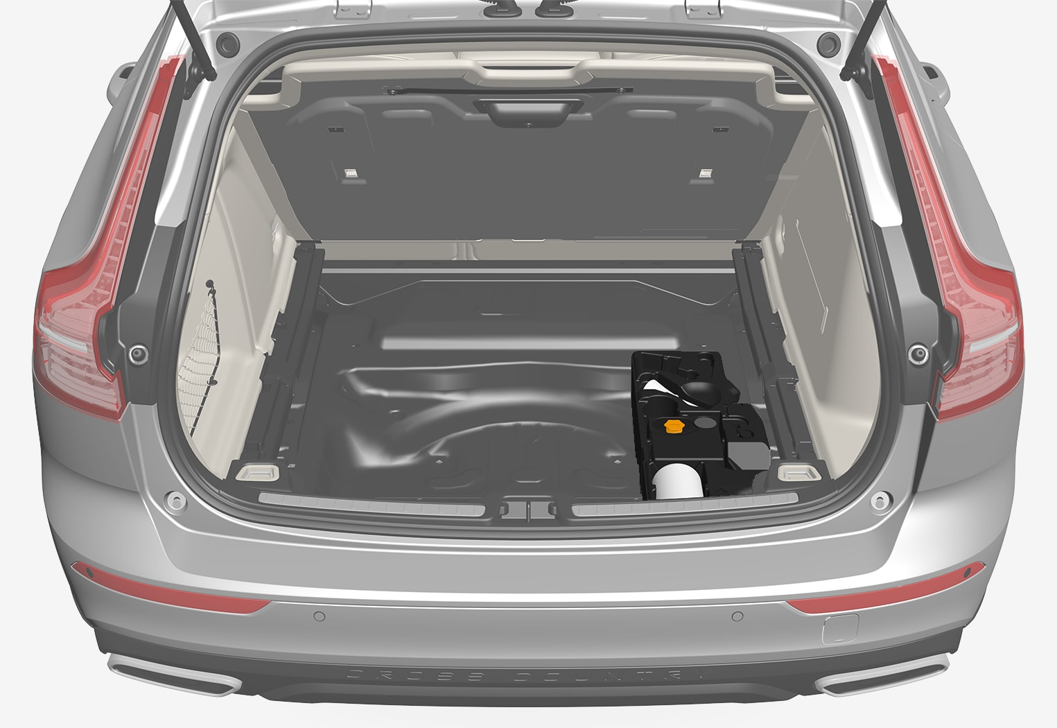 P5-1846-V60CC-Temporary Mobility Kit storage