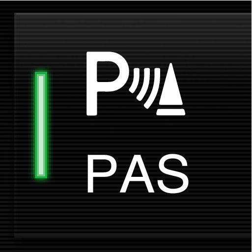 P5-1917-Park Assist System button