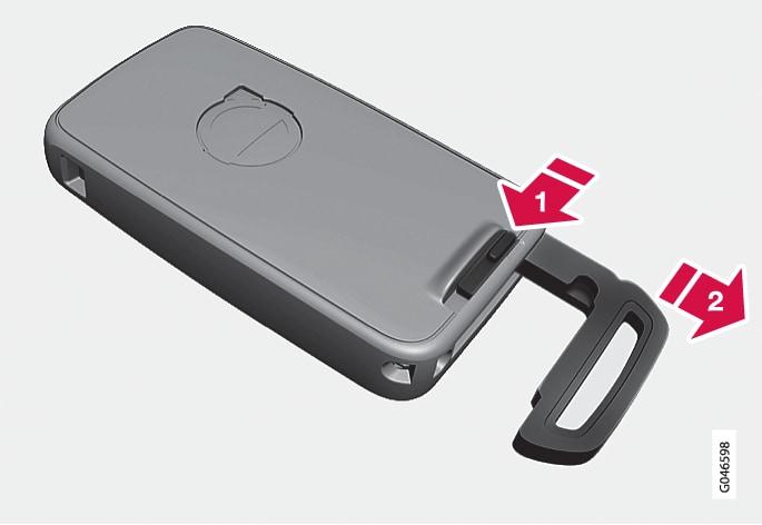 P4-1220-Y55X-Removing the key blade