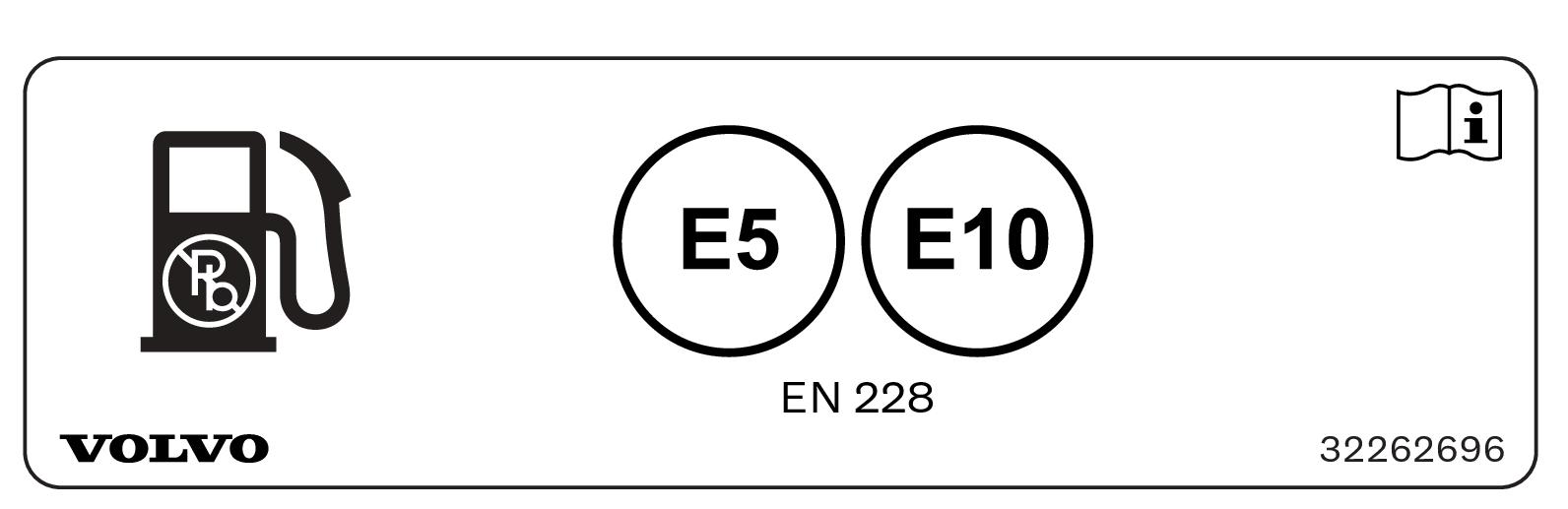 SuSi - 19w11 - Fuel label - Decal-etanol-petrol