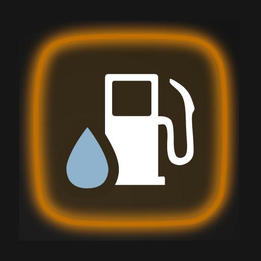 P5-2046-Adblue symbol amber soul