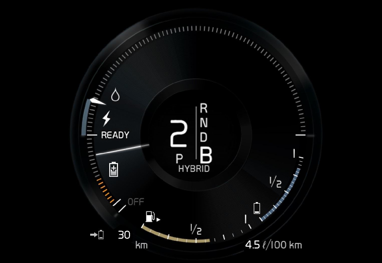 P5-1717-ALL hybrid-Hybrid meter charging change values