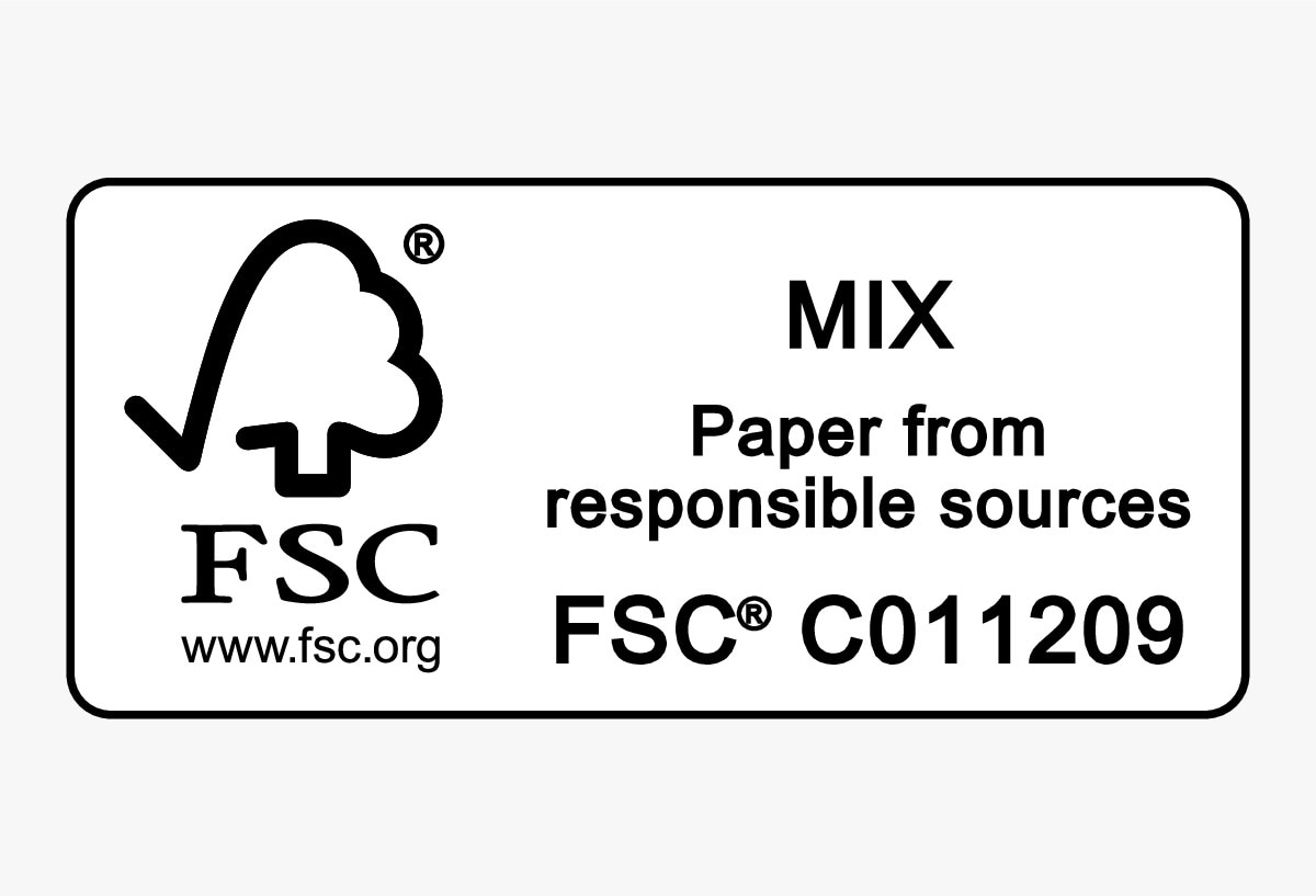 P5-1507-Logotype for Mixed sources-FSC certification