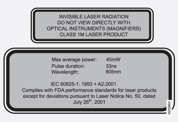P3-835-xc60 Decal Laser info