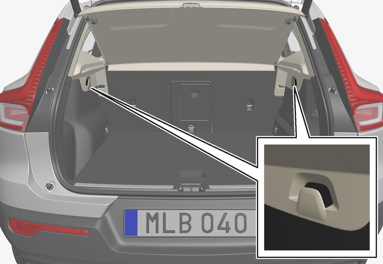 P6-1746-XC40-Bag holder hook in trunk
