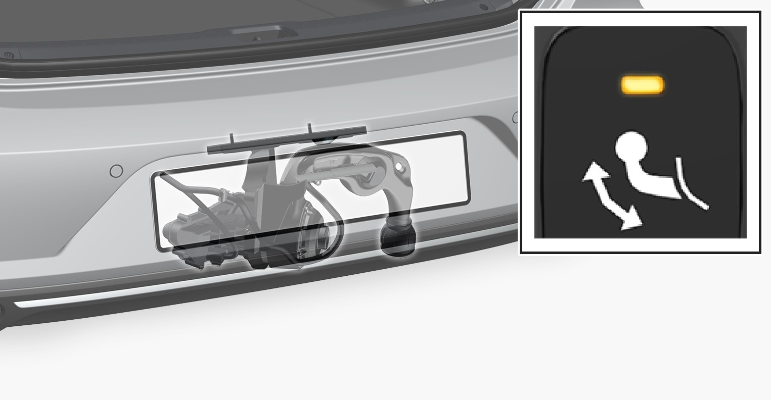 P5-1617-S90-V90-swivable towbar and switch foldin step 2