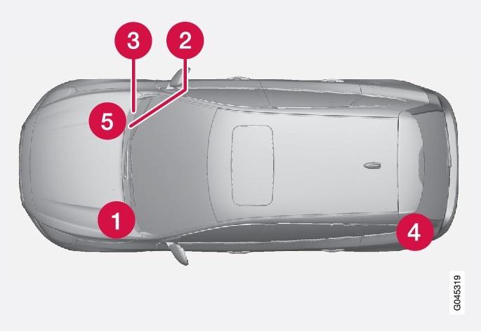 P3-V60/V60H Fuse boxes overview