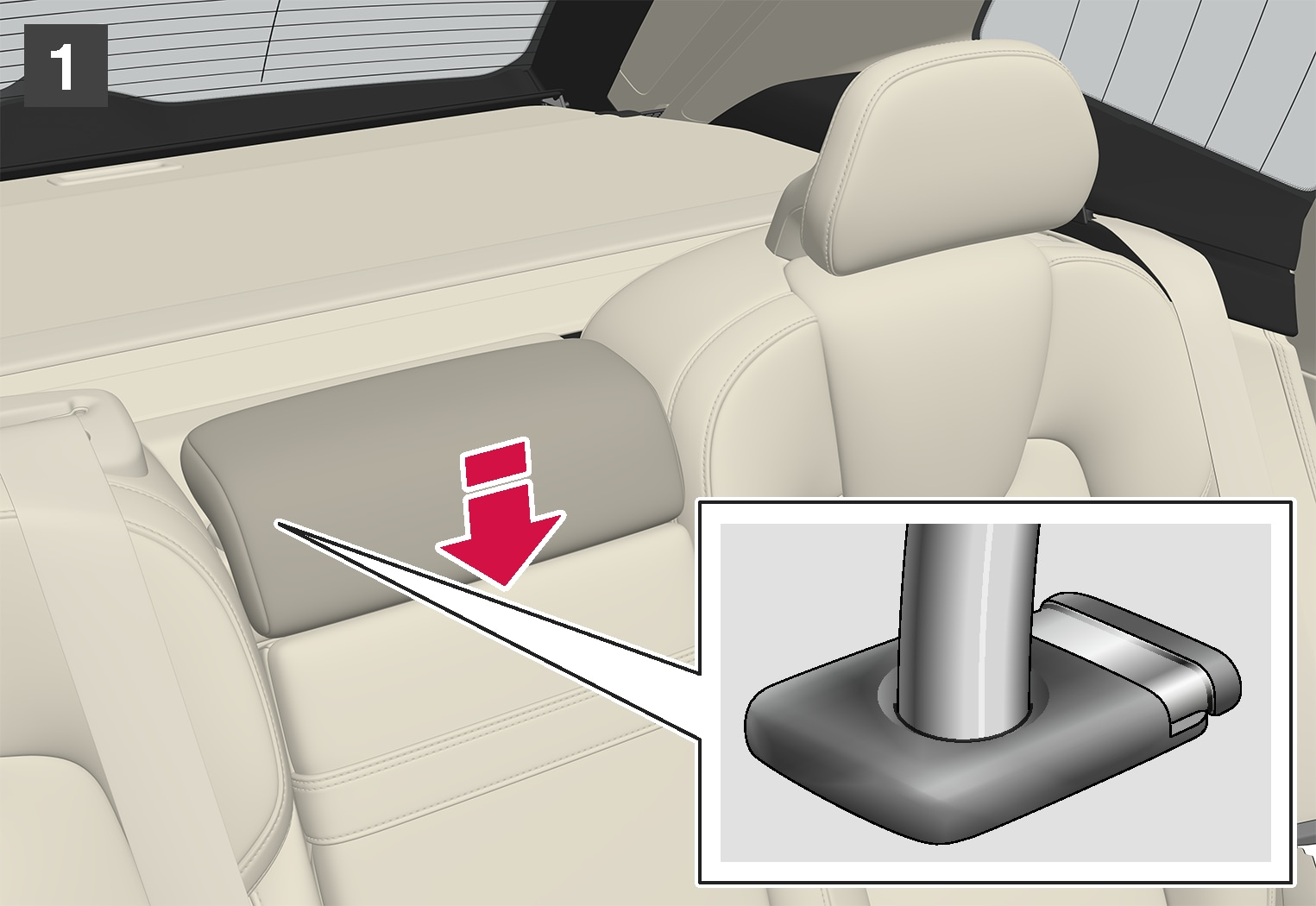 P5-1717-OM-XC60+XC60H-manual folding rear seat_image1of2