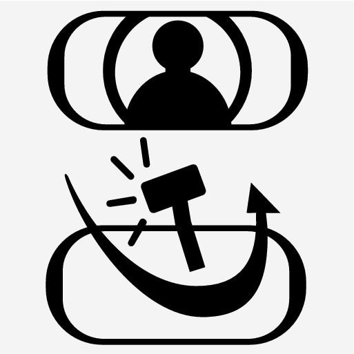 层压玻璃车窗显示该符号不适用于挡风玻璃或全景车顶,其始终为层压,因此不具有此符号。。