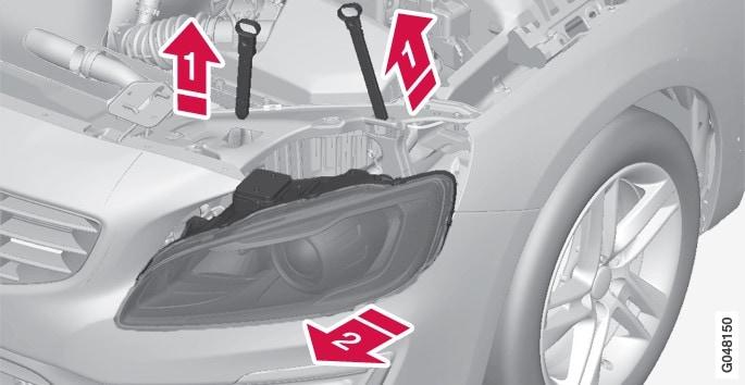 P3-1320-S60/V60/V60H Headlight removal 2