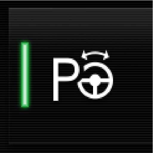 P5-1507-PAP symbol På-Av