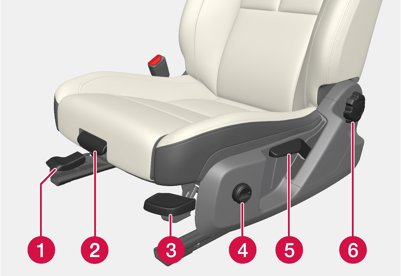 P6-1817-CMA-XC40-Manual front seat
