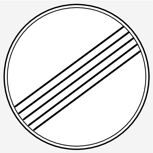 P5-1507-RSI Alla begränsningar upphör