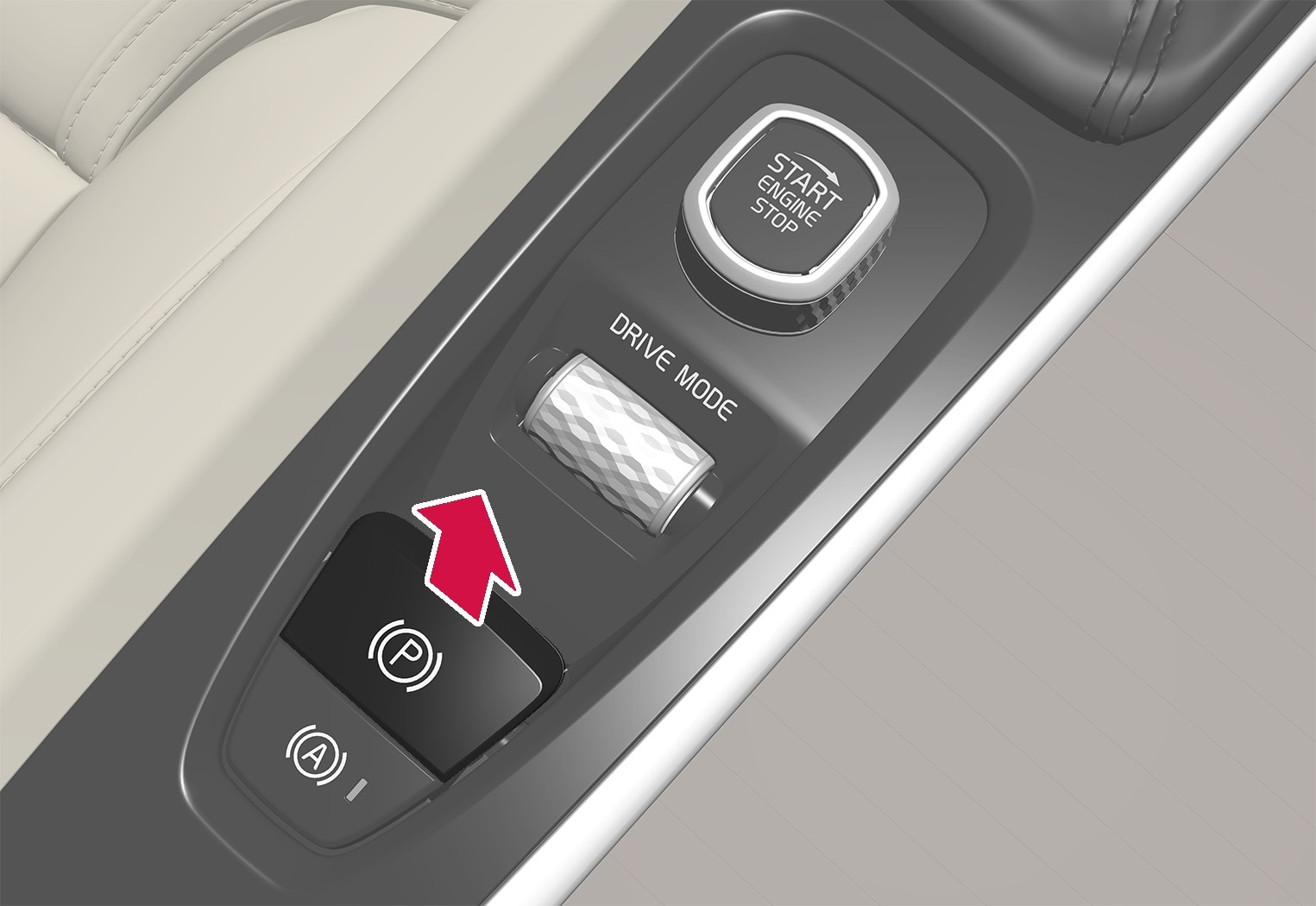 P5-1717-ALL-Parking brake activate