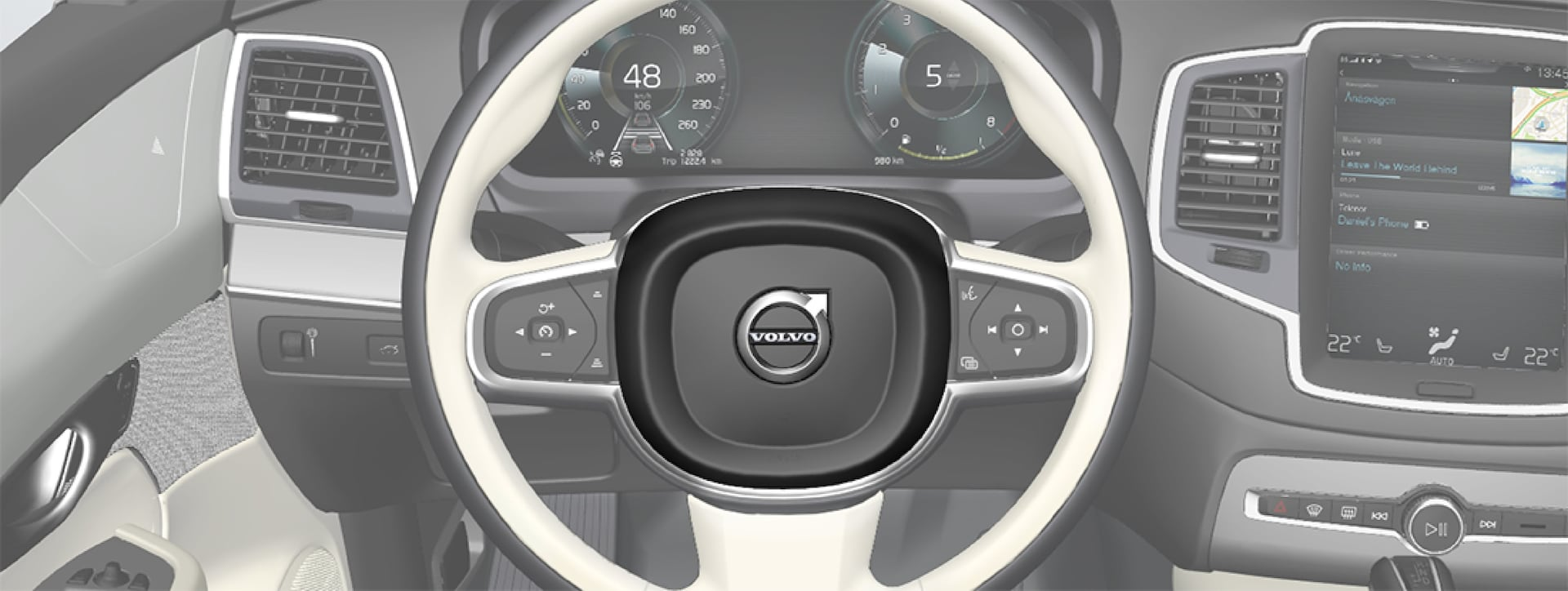 P5-1507-Horn, steering wheel