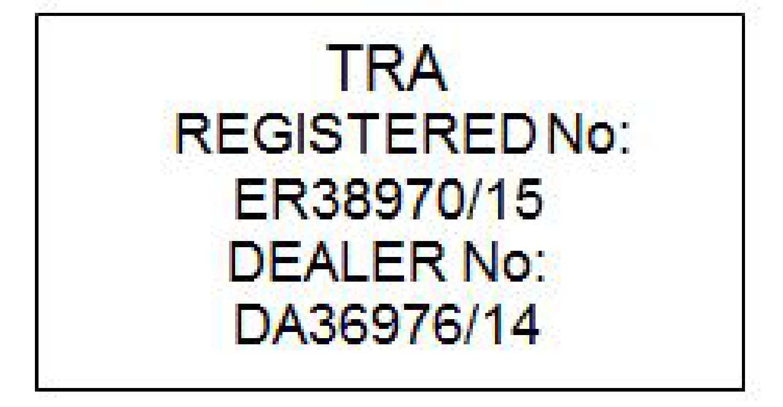 P5 - 15w46 Remote key approval sign - UAE