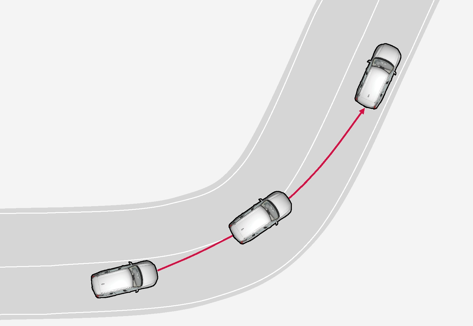 P5-1507-Lane keeping aid does not engage on sharp inside curves