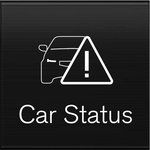 18w09 - Supportsite - Car Status symbol