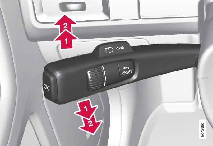 P3-x60/V60H Turn signals