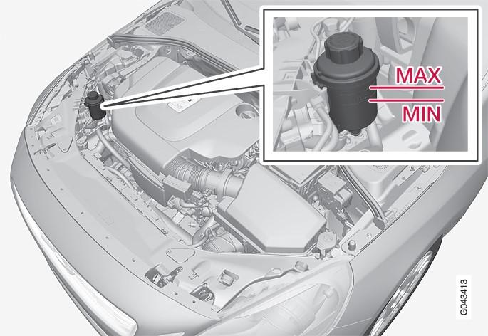 P3-1020-S60/V60-Servo fluid refill