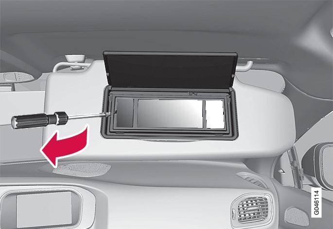 P4-1220-Y55X-Make-up mirror light