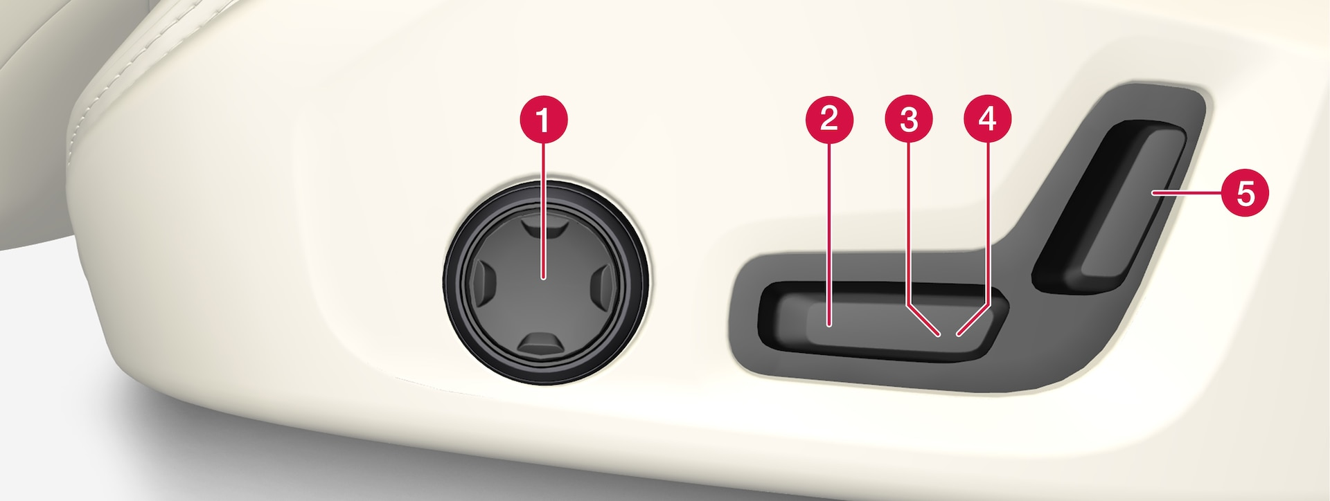 P5-1507-Power front seats adjustments
