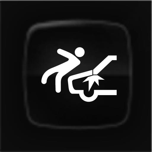 P5-1617-S90/V90–Safety–Symbol Pedestrian Protection System