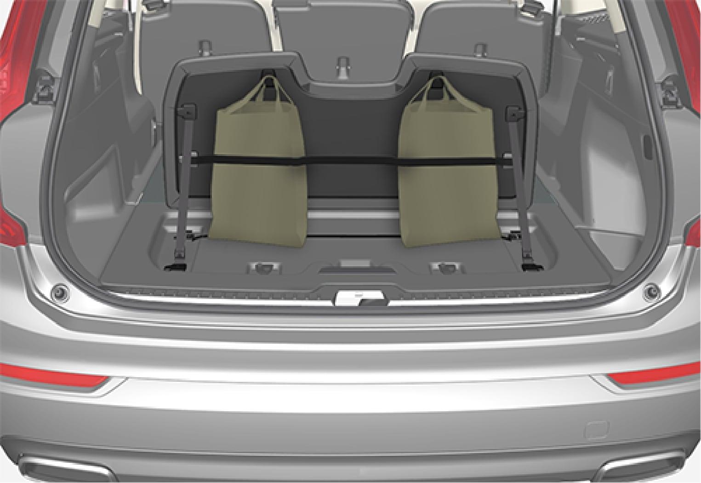 P5-1846-XC90-Bag holder under load floor