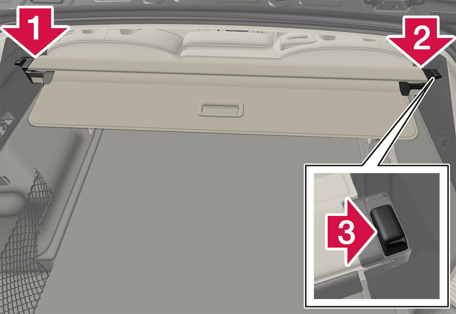 P5-1717-XC60-Load cover installation