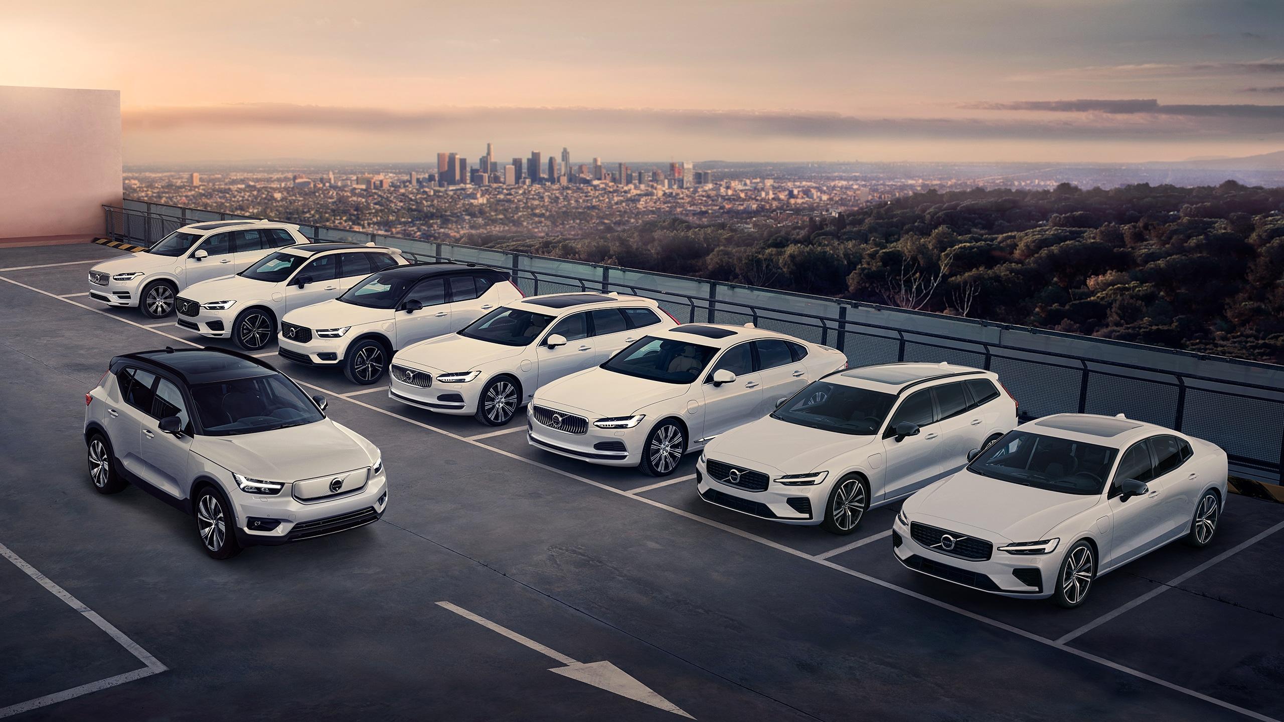 Offres exceptionnelles sur toute la gamme Volvo