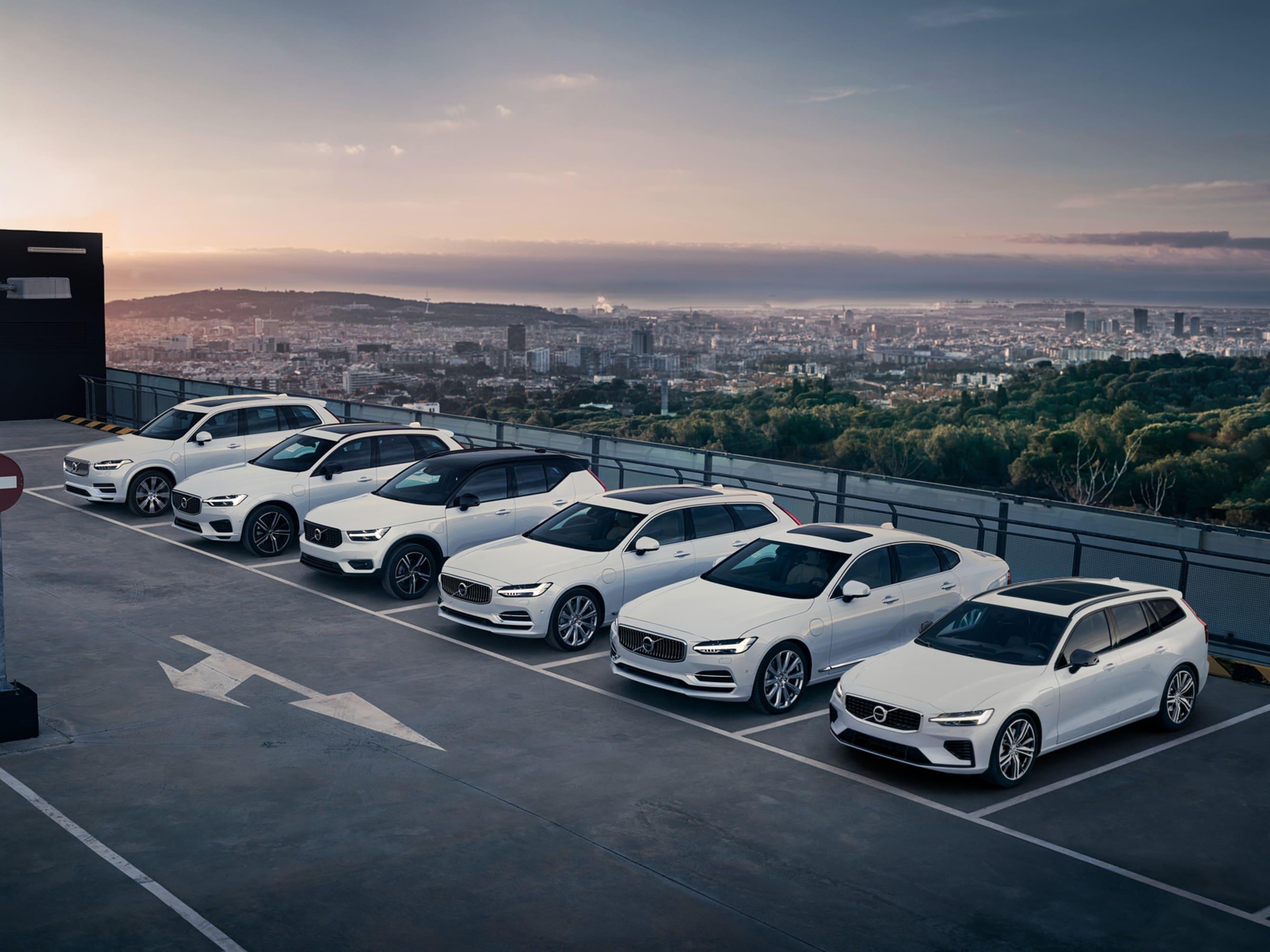 Hibridos Volvo Oferta