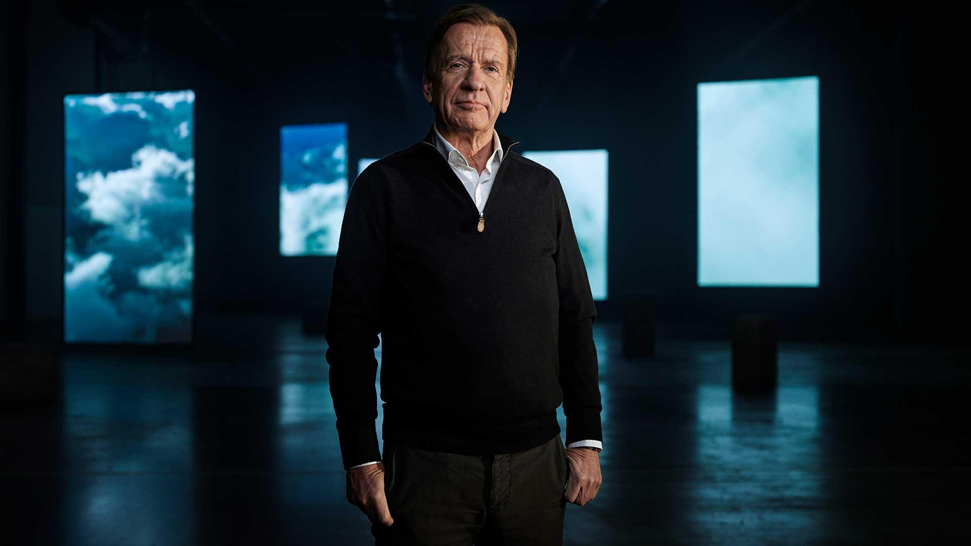 Titelbild des Films über Nachhaltigkeit von Volvo Cars.