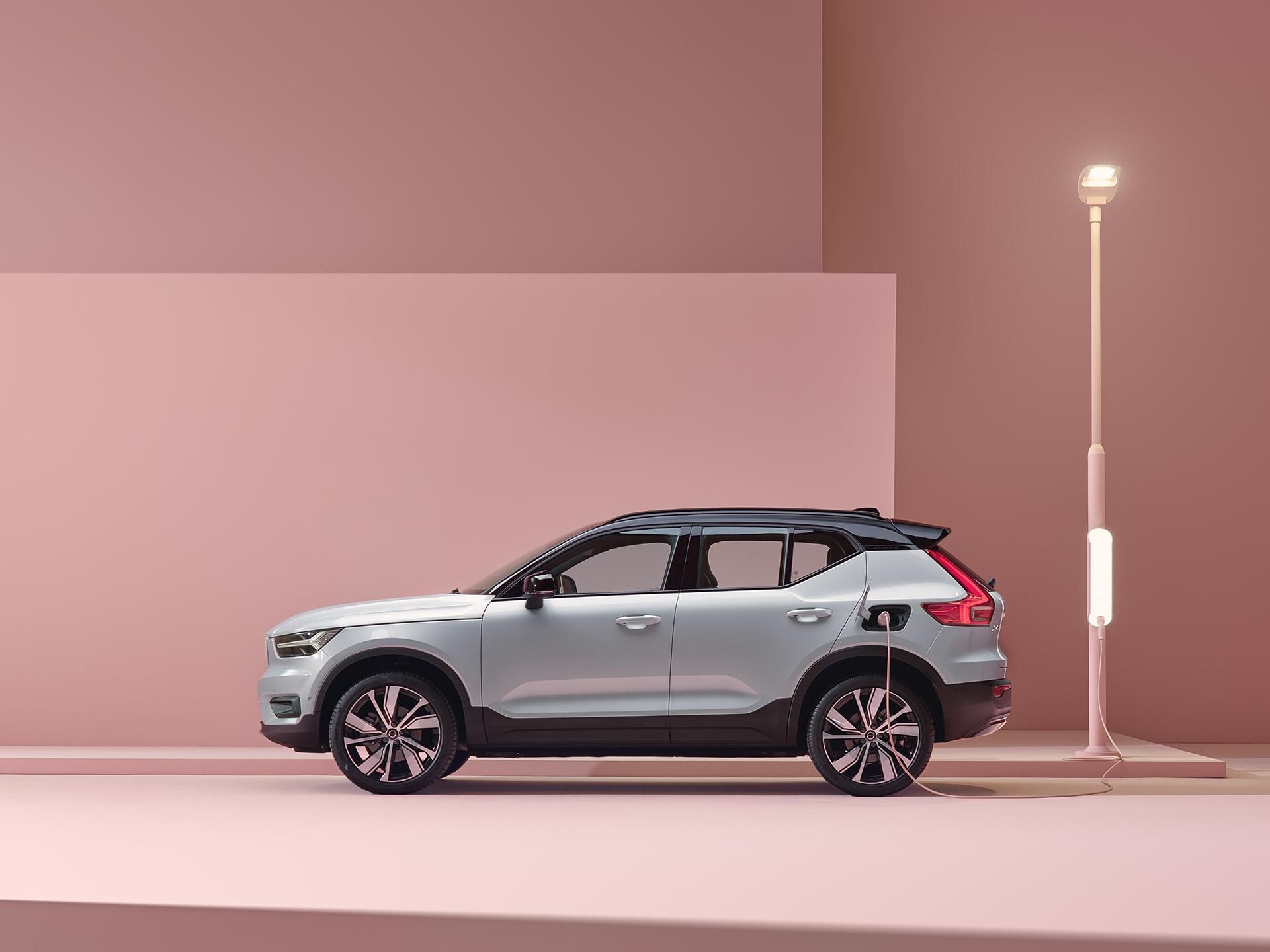 Vår helelektriske, kompakte SUV er designet for en moderne, urban livsstil.