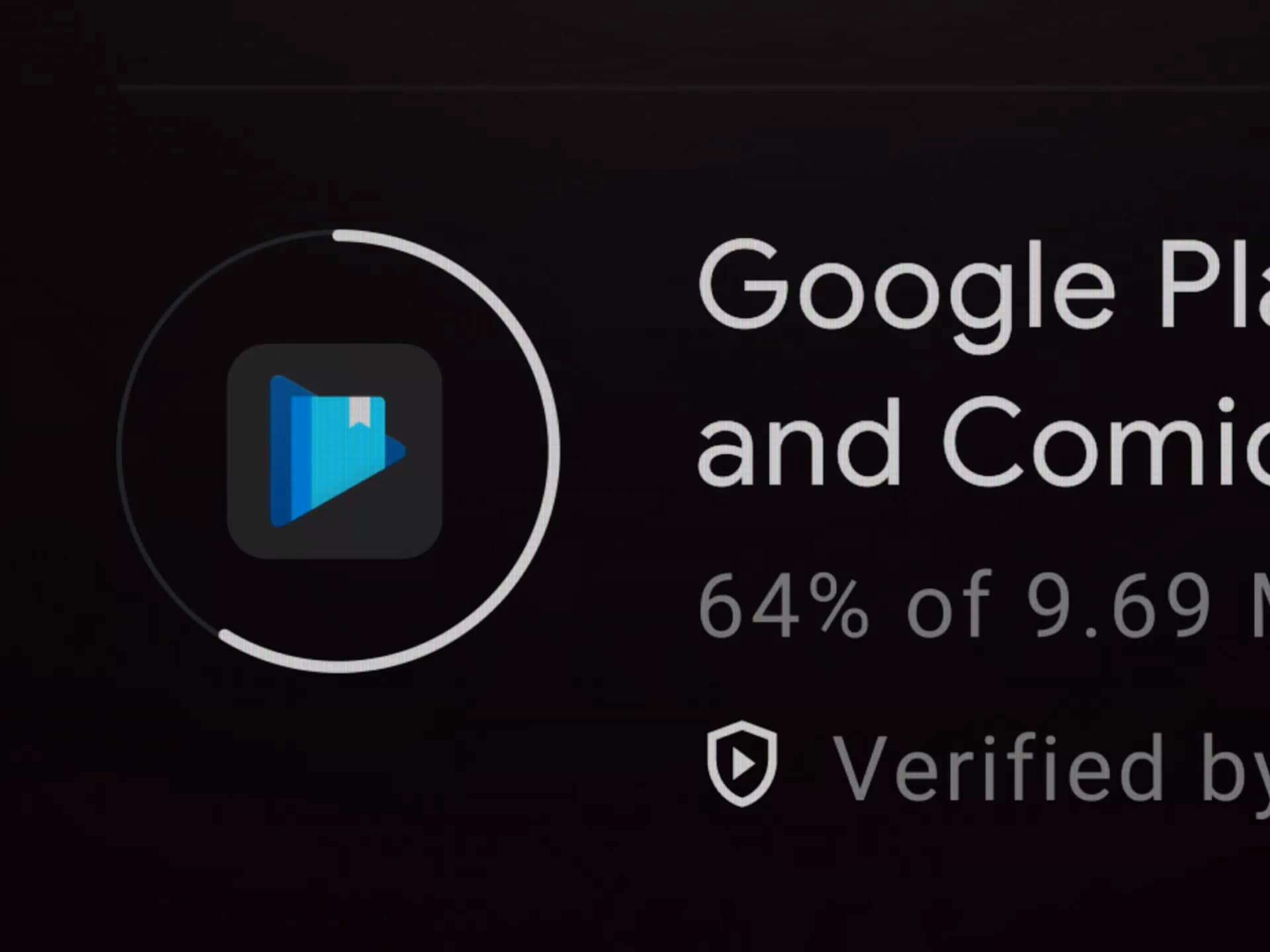 אפליקציות שונות הזמינות בוולוו XC60 באמצעות Google Play.