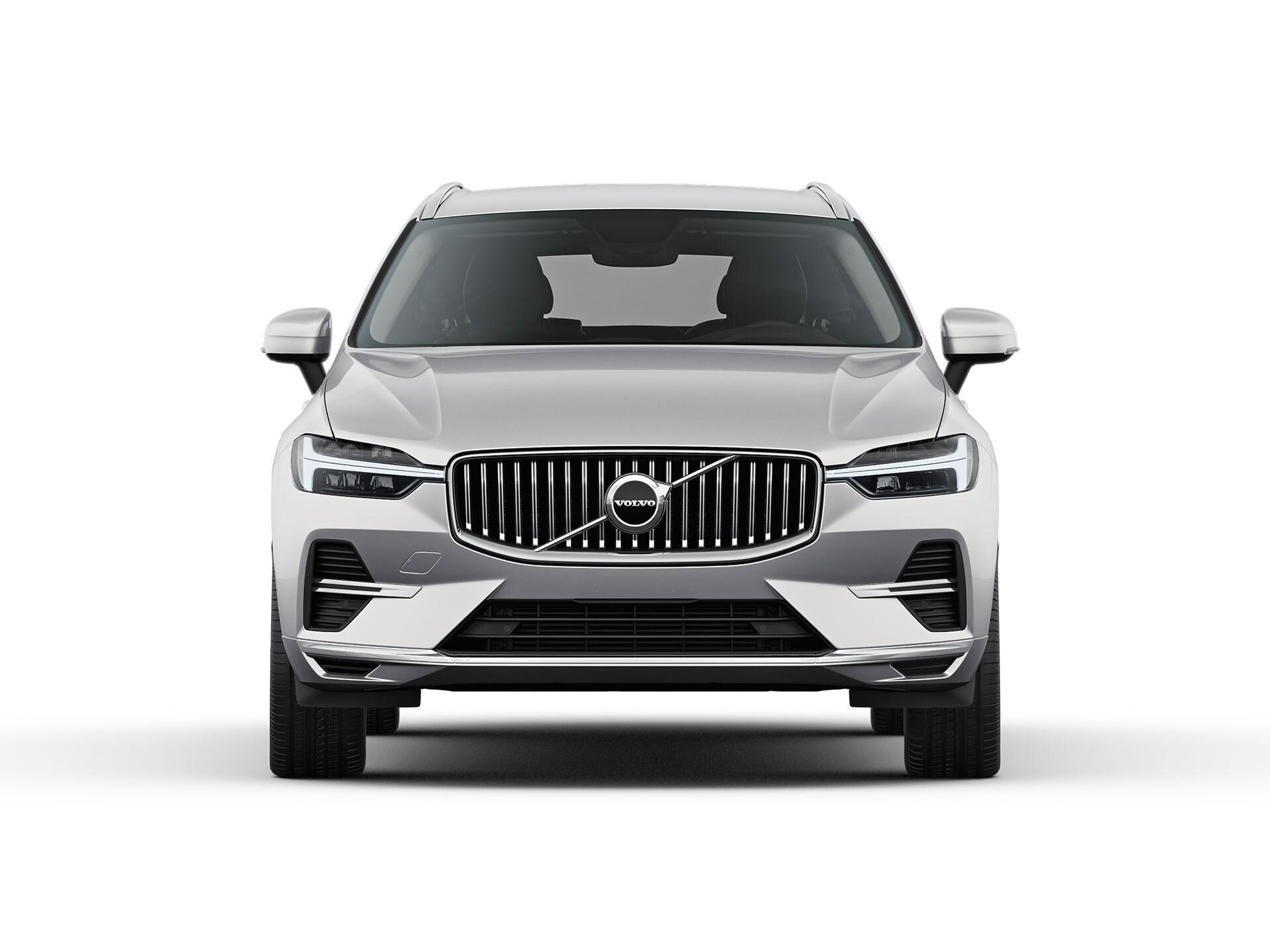 Přední část SUV Volvo XC60.
