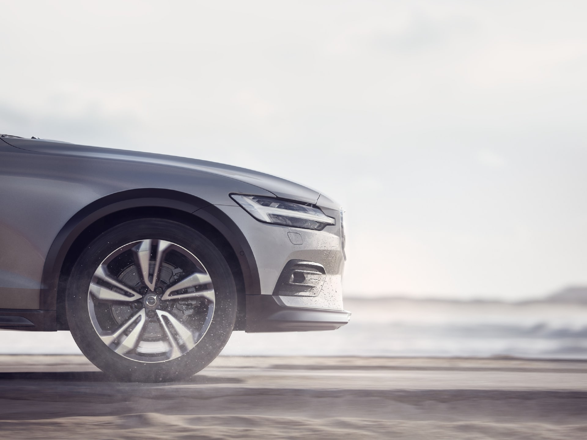 The V60 Cross Country